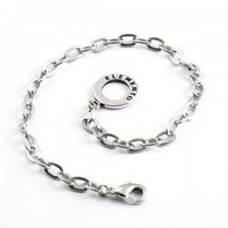 Elemento armband 15,5 16,5 of 19,5 cm