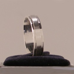 Ring zilver 11