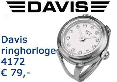 Davis ringhorloge 4172